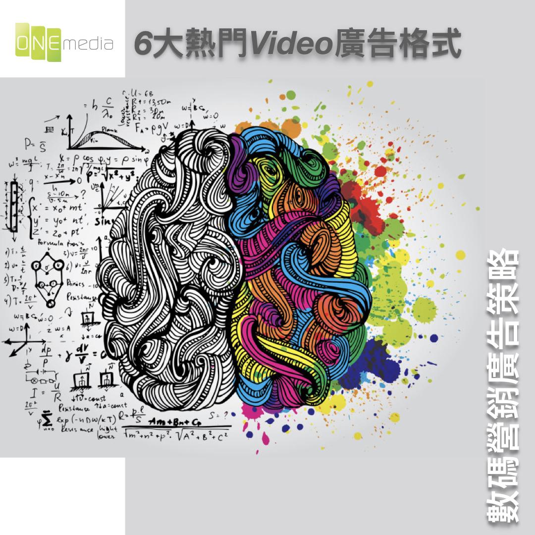 数字营销广告策略:6大热门Video广告格式
