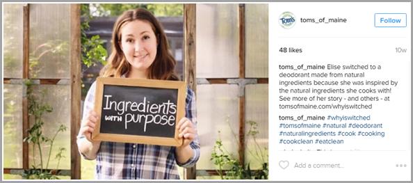 利用Instagram创造潜在客户的3种创造性方法插图6