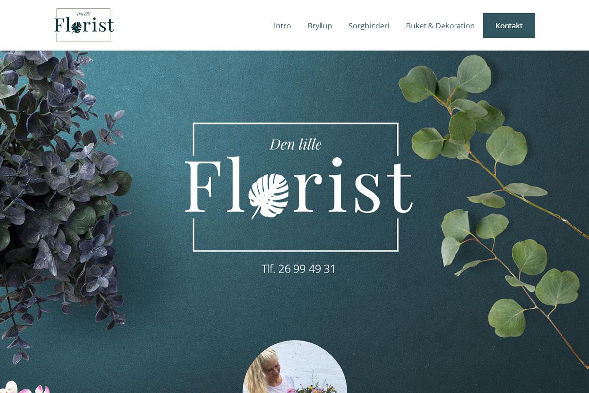 Den Lille Florist