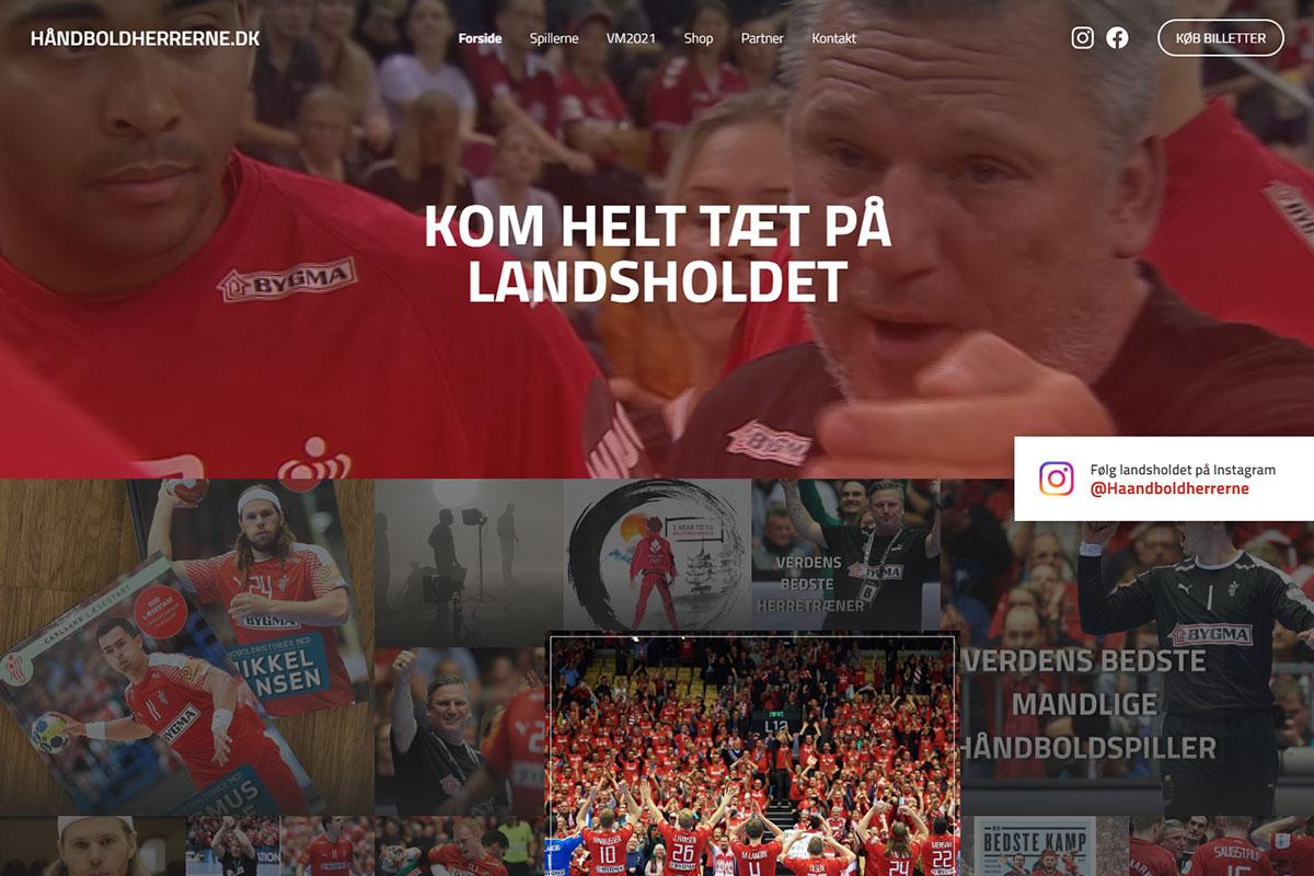 Håndboldherrerne.dk
