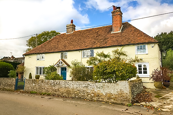 Planning and Listed Building Consent Approval | Grade II Listed Cottage