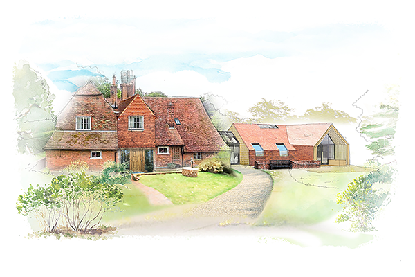 PLANNING SUCCESS AT LISTED FORMER FORGE IN TONBRIDGE, KENT
