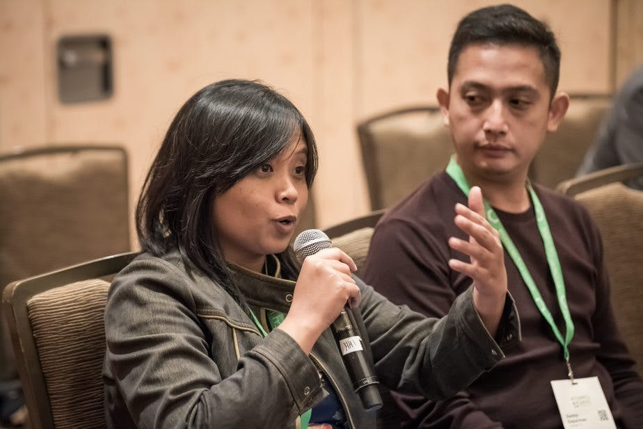 Philippines journalist media training