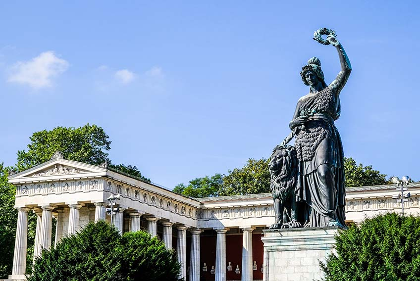 Bavaria Statue Oktoberfest