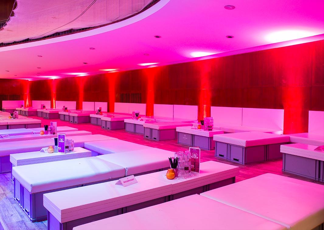 Wiesnclub Lounge VIP Area