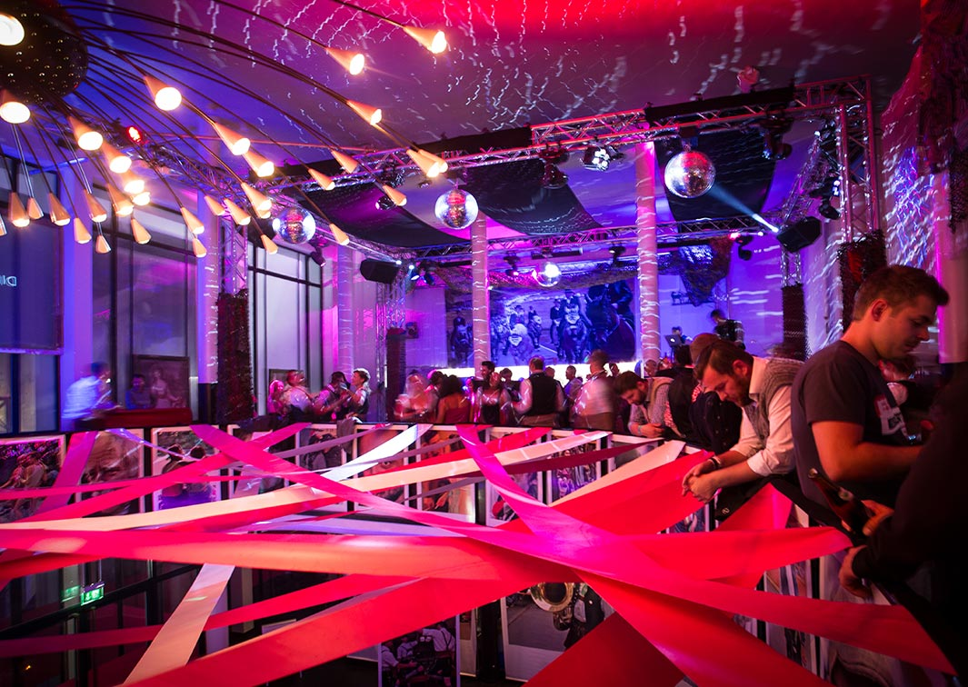 Wiesnclub Wuiderer Lounge Additional Dancefloor