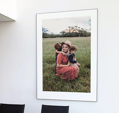 large format & fine prints
