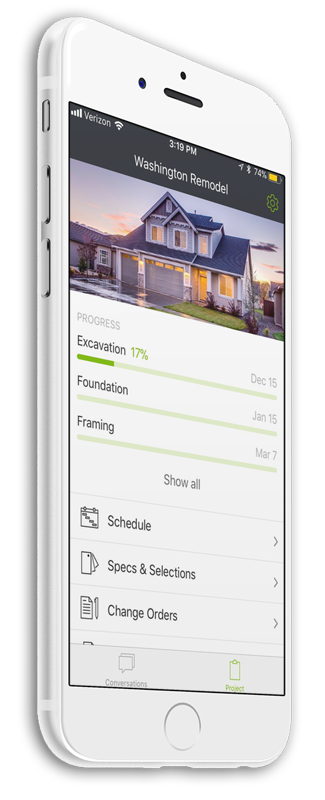 Ebersole Brothers Project Management App