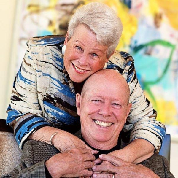 Sandy and Lon Golnick