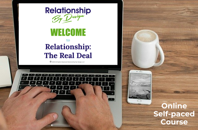 Relationship: The Real Deal Online Course