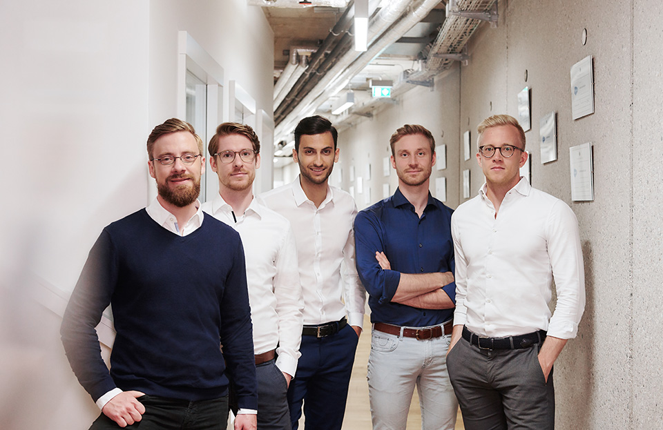 Salesfive Founders