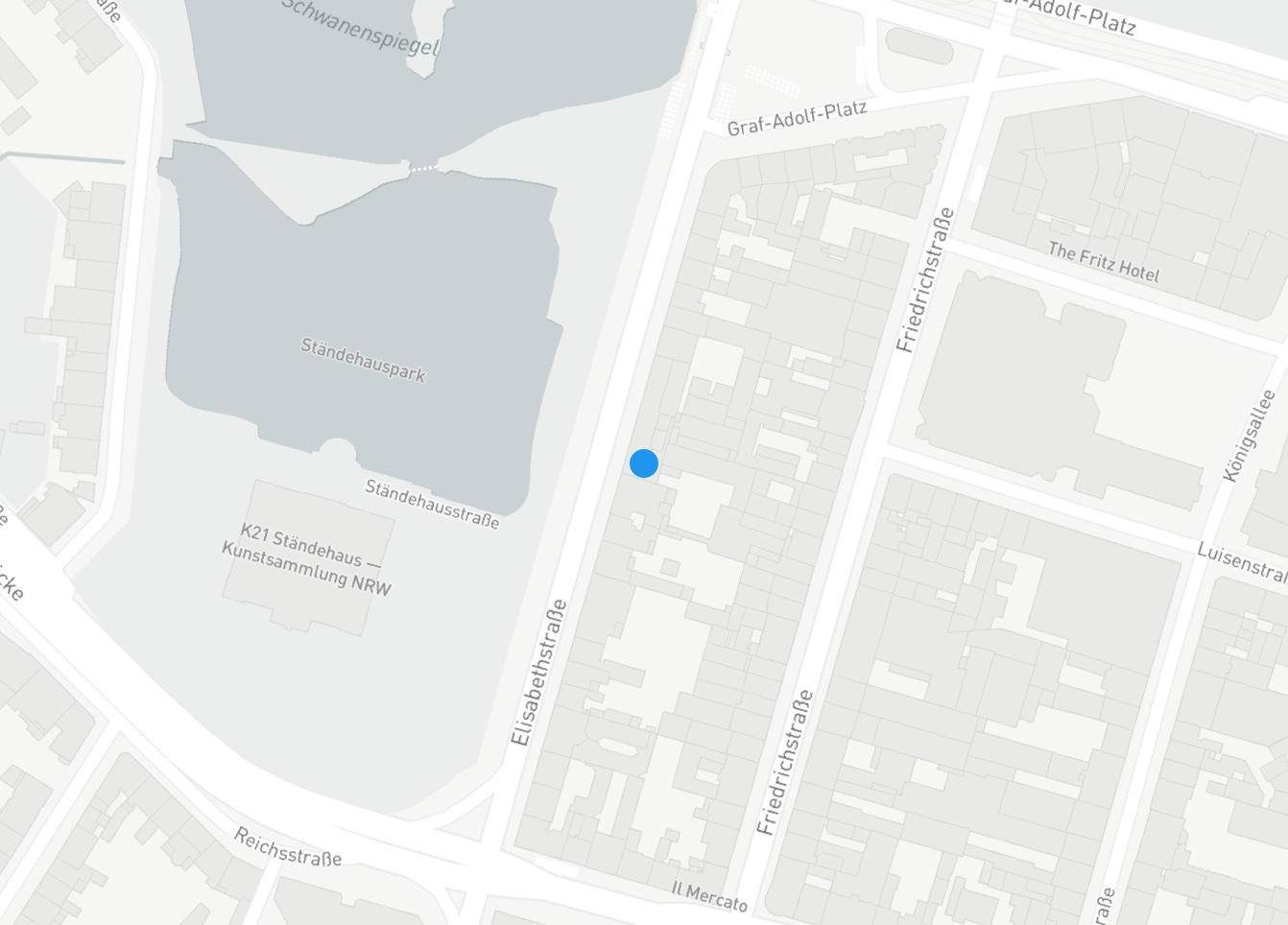Google Maps Karte Düsseldorf