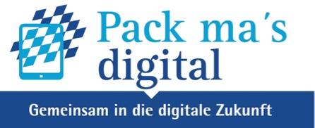 Pack ma's digital Logo