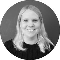 Sanna Pettersson, rekryterings- och kandidatansvarig, Studentvikarie