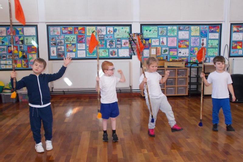 Bhangra Dance London  - School Workshops