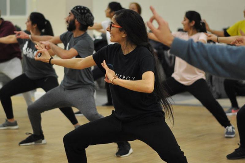 Bhangra Dance London - Professional Team Workshops