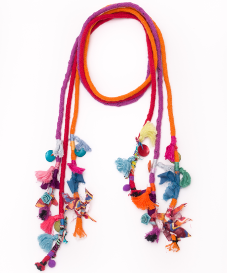 Caribe String Necklace