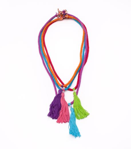 Swing Tassel Necklace
