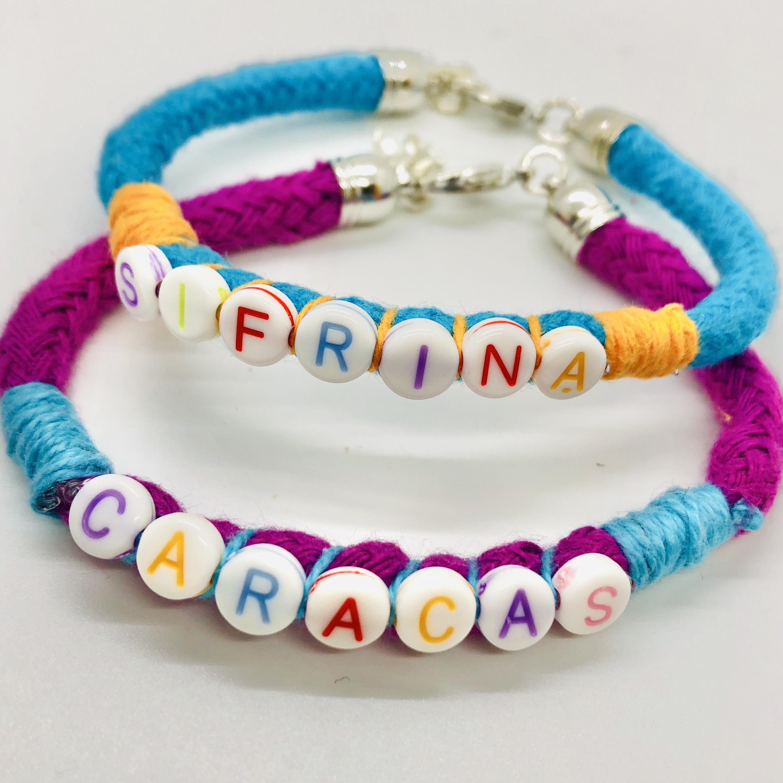 Sifrina Good Vibes Bracelets - Set of 2