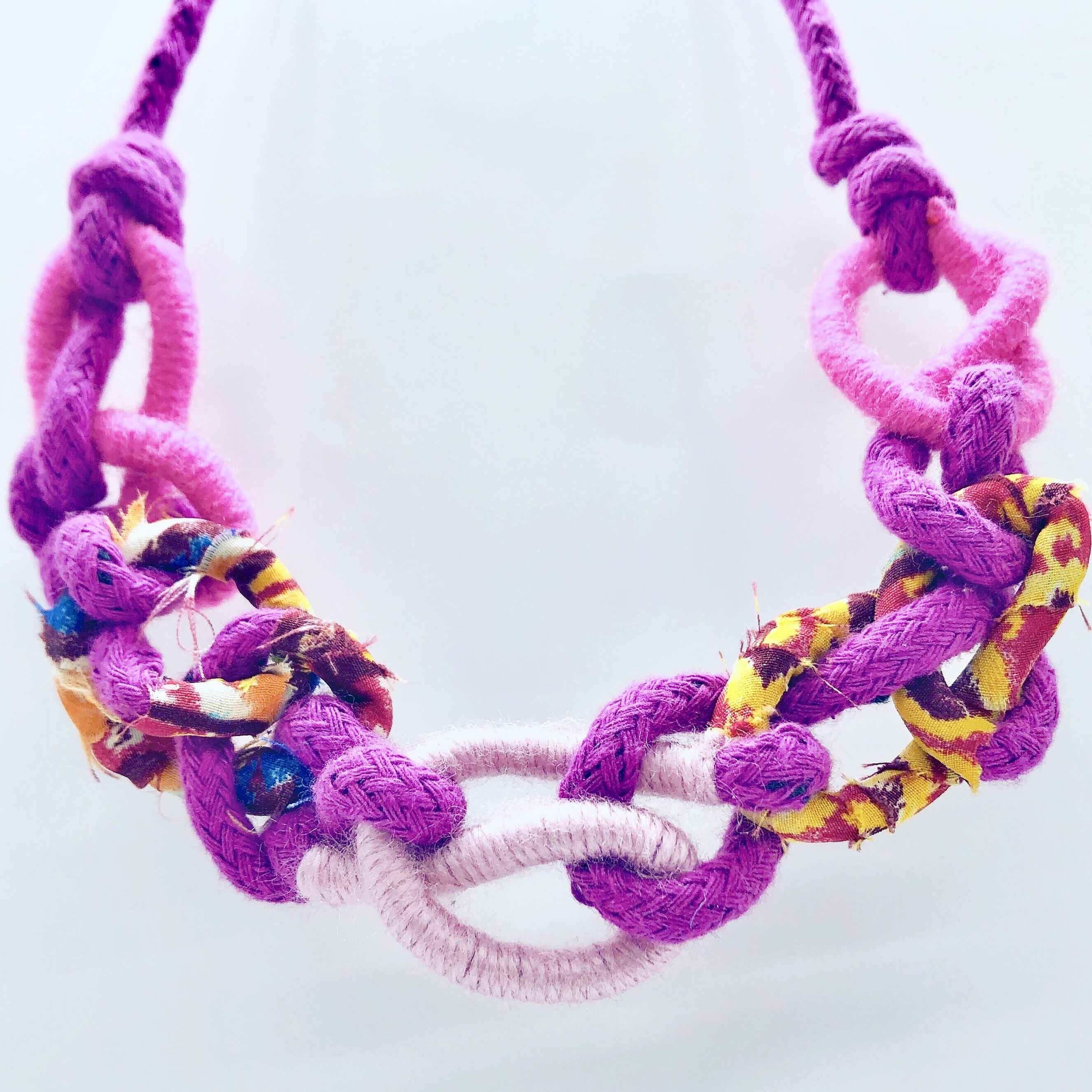 Patchwork Necklace