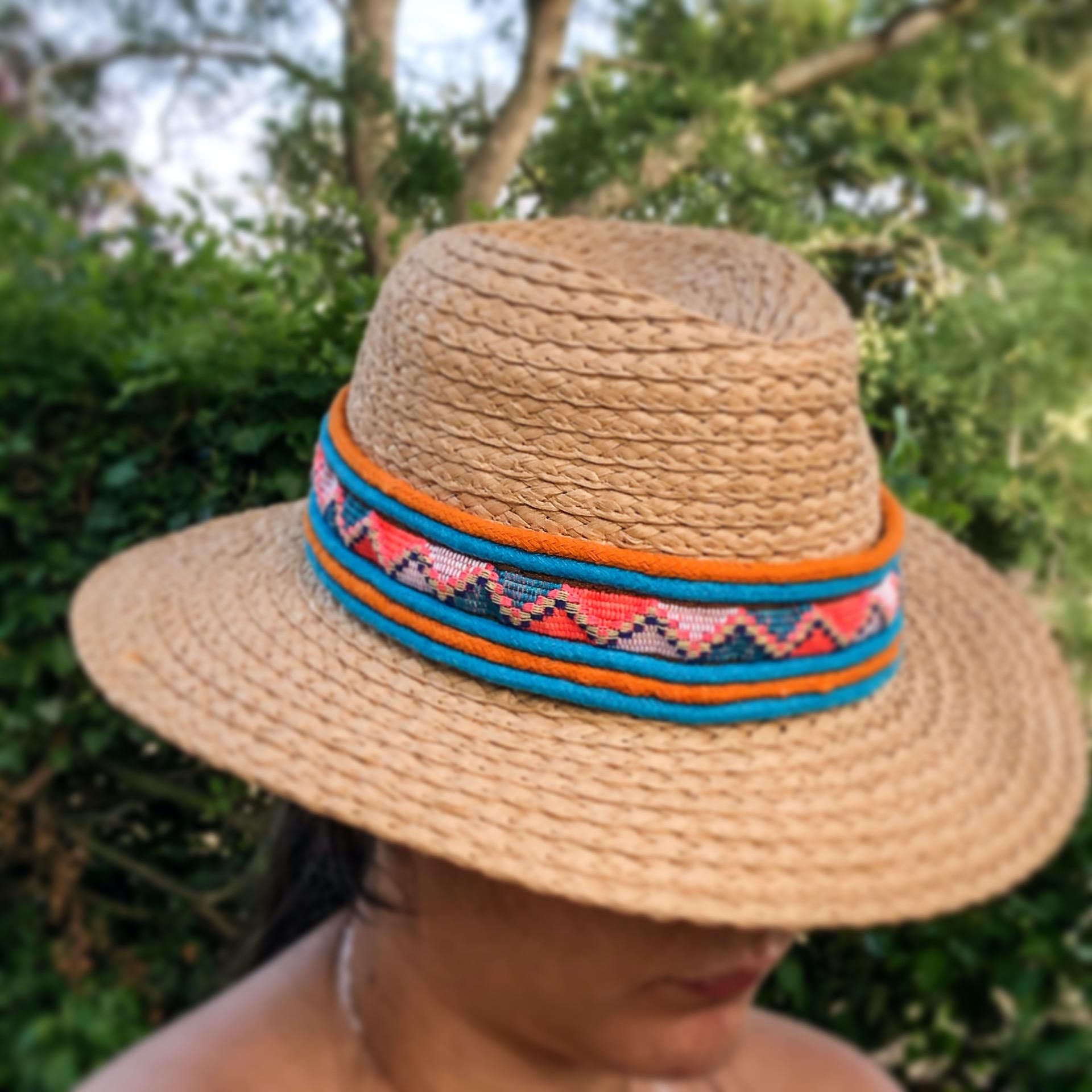 UDON Ethnic Hat