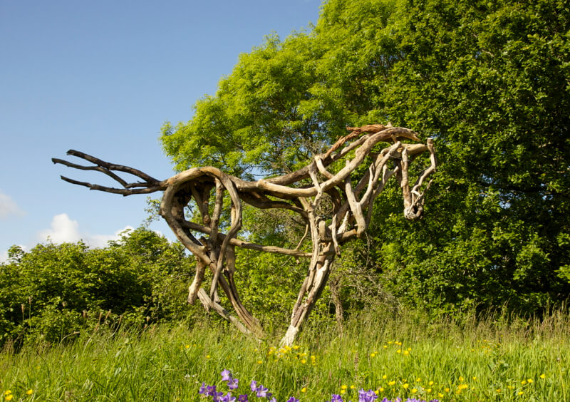 Heather Jansch, Cantare at Muse The Sculpture Company