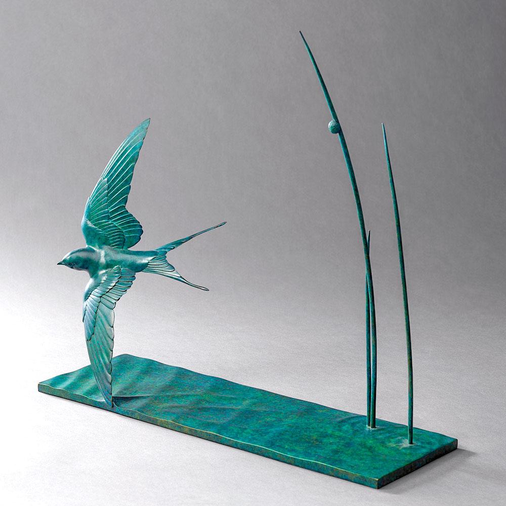 Swallow - Tessa Campbell Fraser