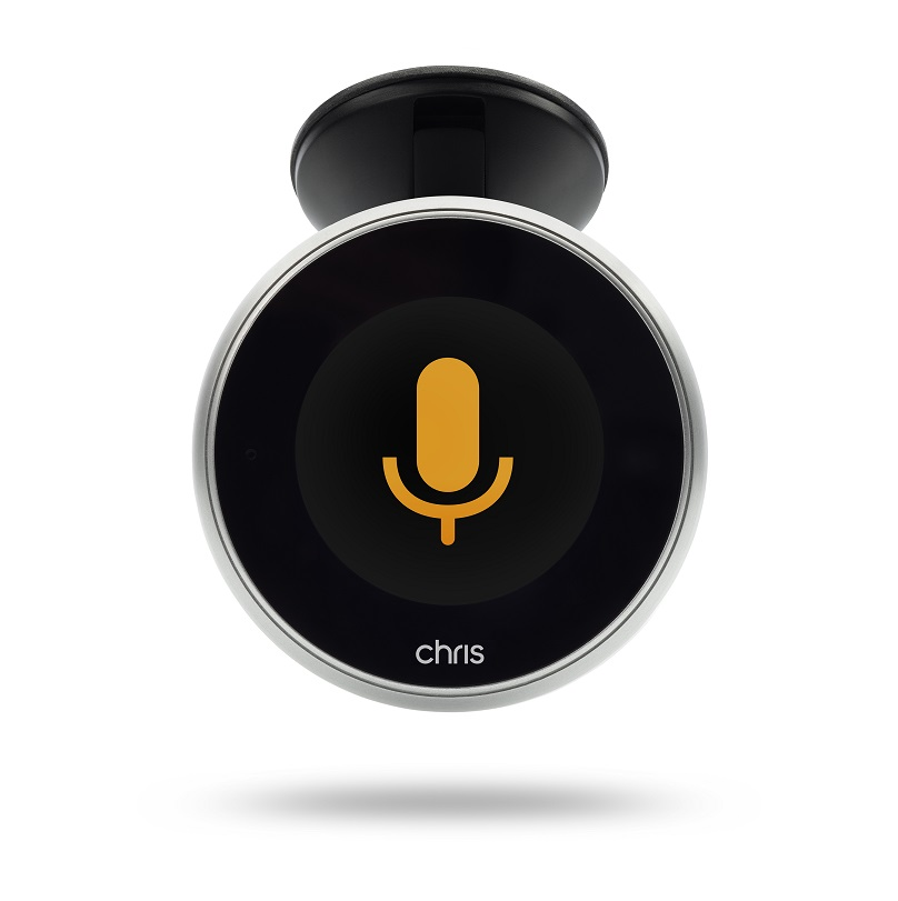 Chris- the digital assistant for drivers