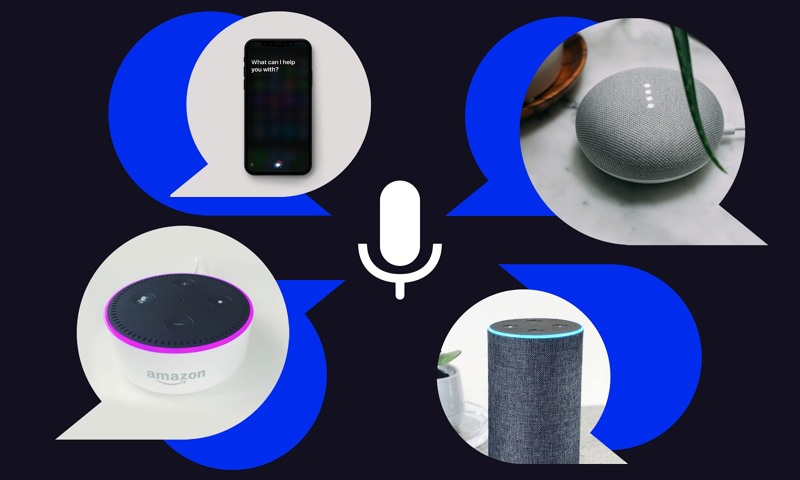 voice assistants