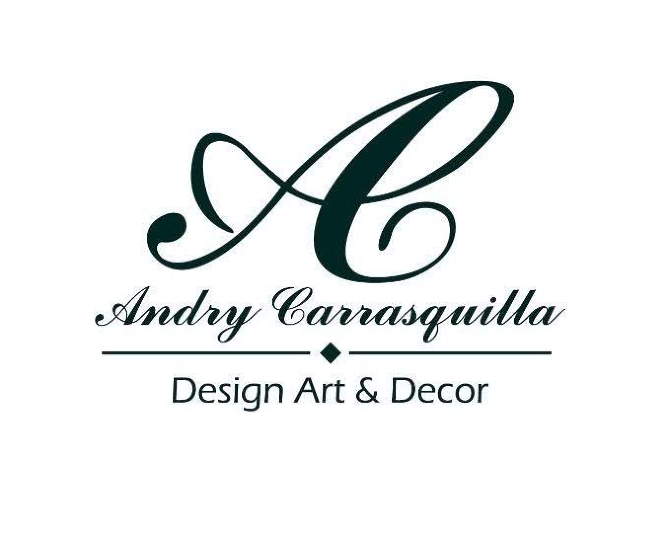 Andry Carrasquilla | Design art & decor