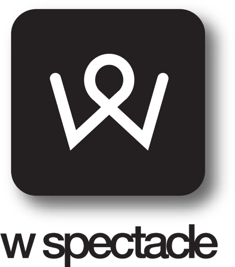 Logo W spectacle