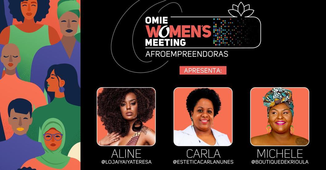 Women's Meeting | Afroempreendedoras