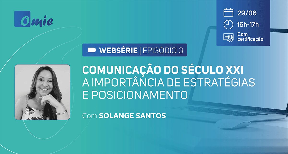 WEBSÉRIE Comunicação do século XXI - Episódio 3
