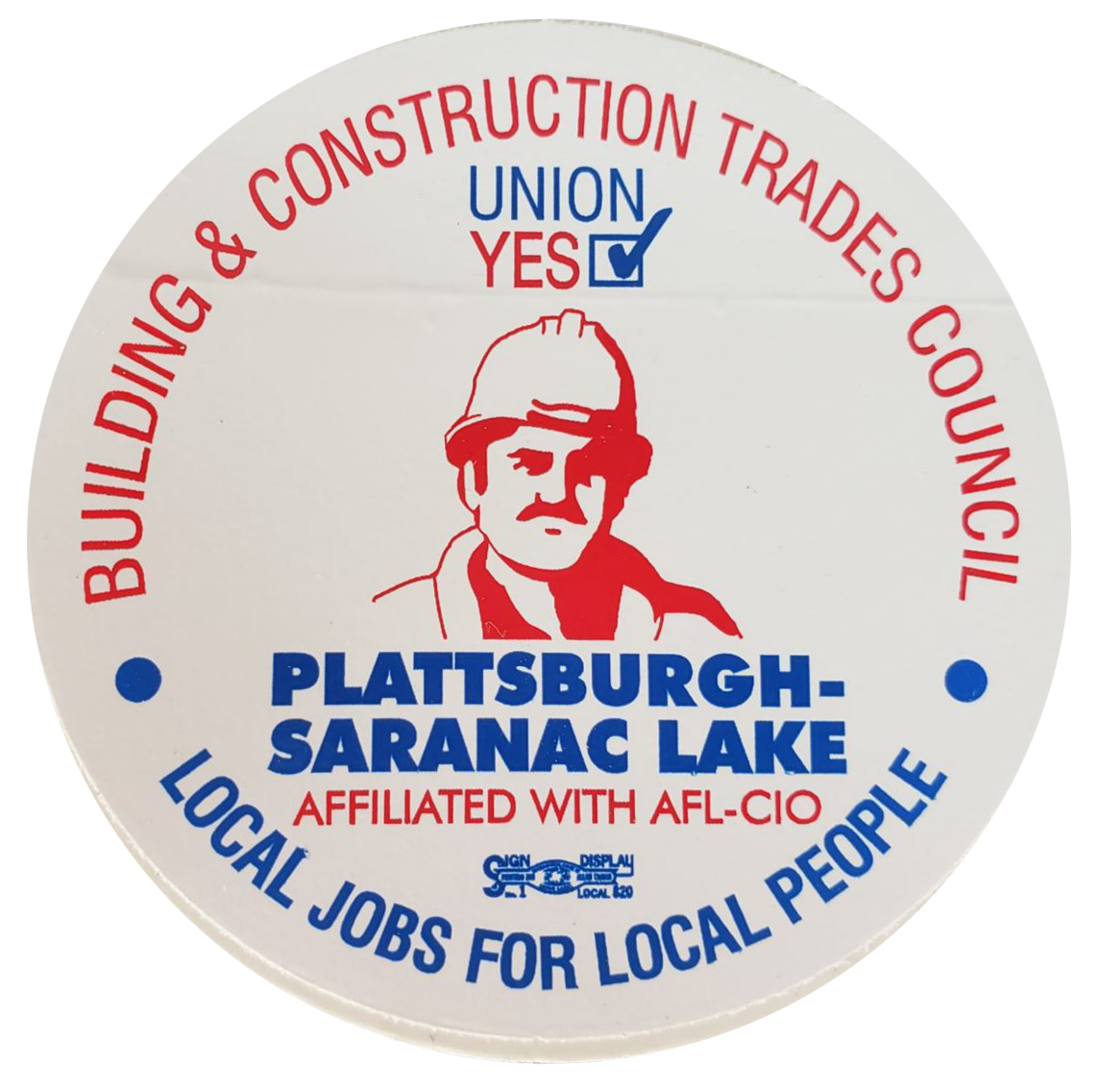 Platt Building and Trade logo