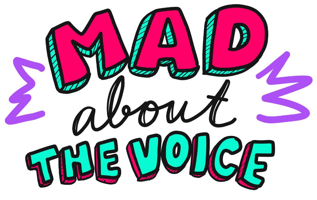 Mad About The Voice