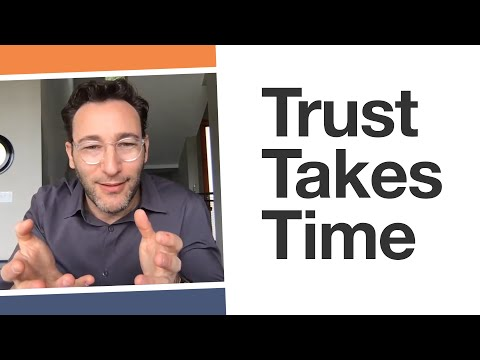 How Leaders Build Trust | Book Club with Simon