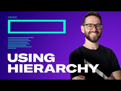 WHY HIERARCHY IS SO IMPORTANT IN WEB DESIGN: Free Web Design Course 2020 | Episode 8