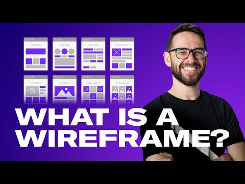 USING WIREFRAMES IN WEB DESIGN: Free Web Design Course 2020 | Episode 9