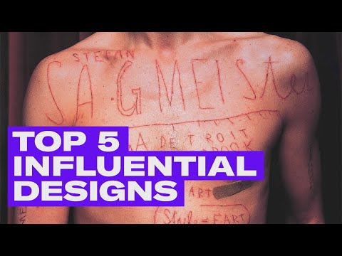 TOP 5 AMAZING DESIGN IN HISTORY: Most influential design ever