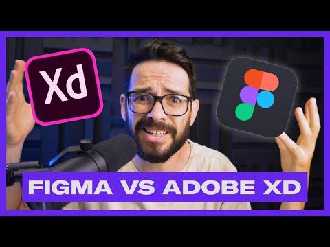 Figma VS Adobe XD (2020) | Best Web Design Tool