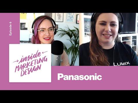 Solo designer at a HUGE global brand - Inside Marketing Design at Panasonic Lumix - Episode 6
