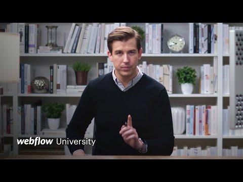 Introducing Webflow University 2.0