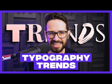 Top 3 Typography Trends of 2020   Web Design Inspiration