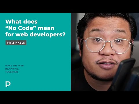 """What does """"No Code"""" mean for web developers?"""