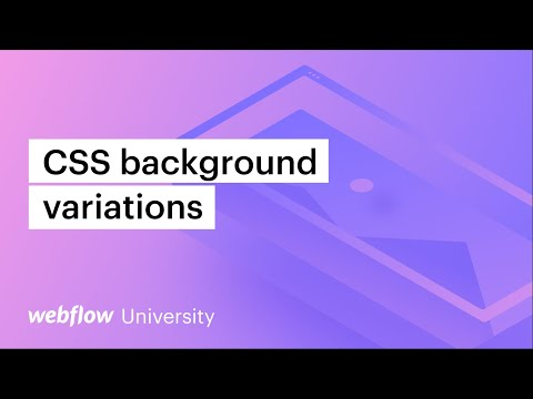 CSS backgrounds in 2020 — parallax images, gradients, and videos