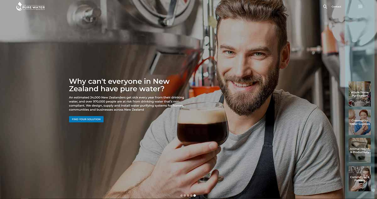 The Pure Water Project