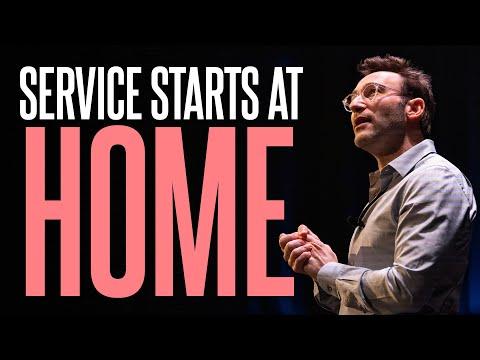 Where Service Starts | Simon Sinek