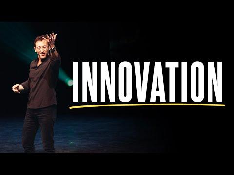 The Spark of Innovation | Simon Sinek