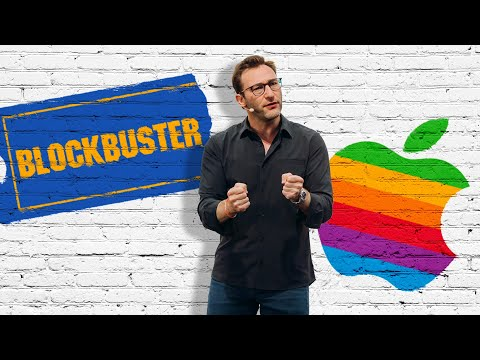 Two Great Examples of Existential Flexibility | Simon Sinek