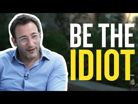 """The Truth about Being the """"Stupidest"""" in the Room   Simon Sinek"""